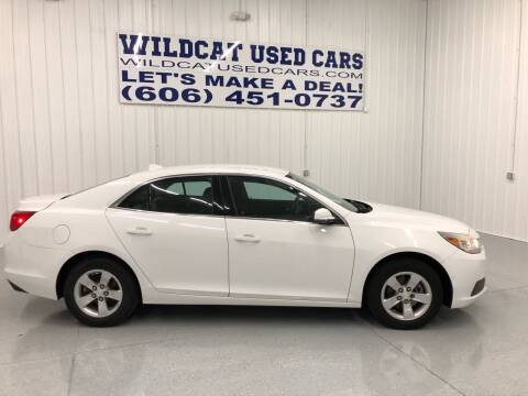 2014 Chevrolet Malibu for sale at Wildcat Used Cars in Somerset KY