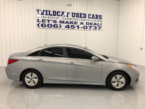 2014 Hyundai Sonata for sale at Wildcat Used Cars in Somerset KY