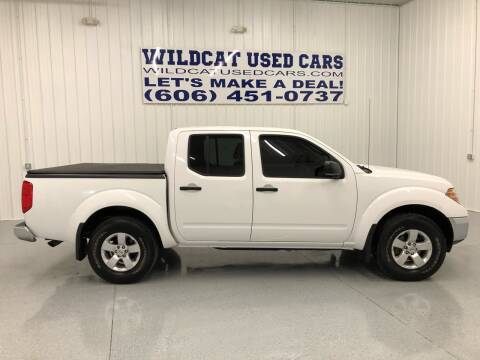 2011 Nissan Frontier for sale at Wildcat Used Cars in Somerset KY