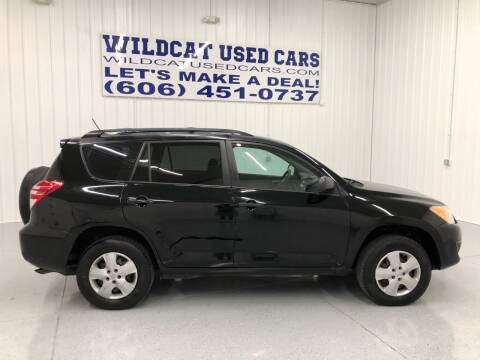 2009 Toyota RAV4 for sale at Wildcat Used Cars in Somerset KY