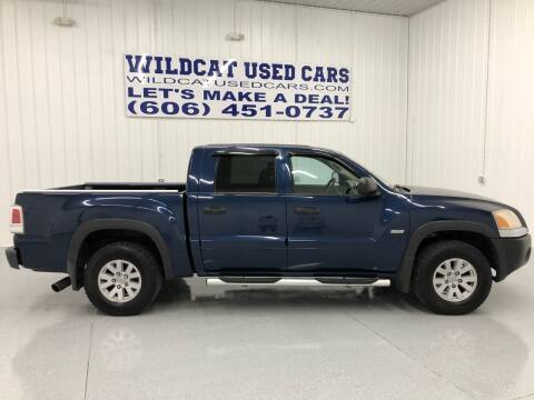 2006 Mitsubishi Raider for sale at Wildcat Used Cars in Somerset KY