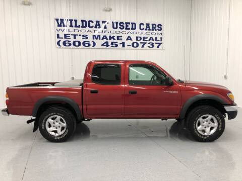 2004 Toyota Tacoma for sale at Wildcat Used Cars in Somerset KY
