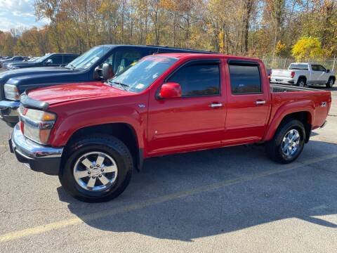 2009 Chevrolet Colorado for sale at Wildcat Used Cars in Somerset KY