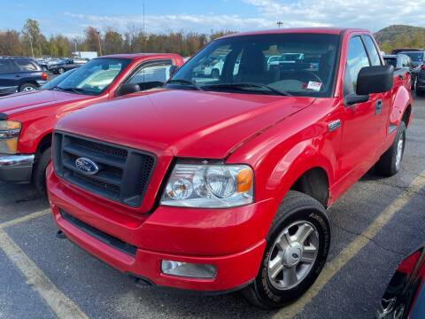 2005 Ford F-150 for sale at Wildcat Used Cars in Somerset KY