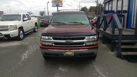 2002 Chevrolet Suburban for sale in Somerset, KY