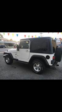1997 Jeep Wrangler for sale in Roosevelt, NY