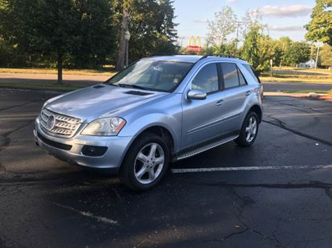 2007 Mercedes-Benz M-Class for sale in Lansing, MI