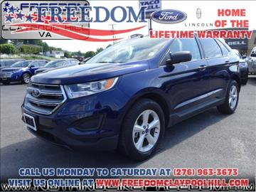 2016 Ford Edge for sale in Pounding Mill, VA