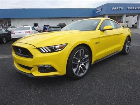 2017 Ford Mustang for sale in Pounding Mill, VA