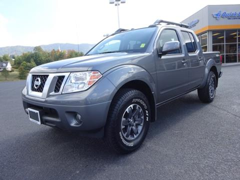 2017 Nissan Frontier for sale in Pounding Mill, VA