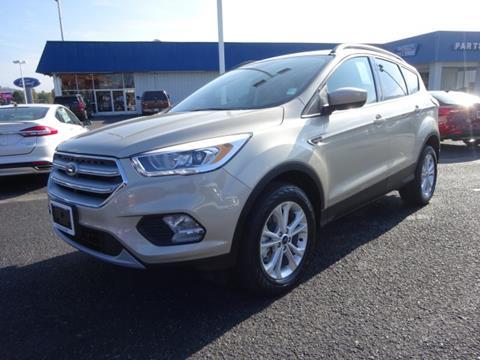 2018 Ford Escape for sale in Pounding Mill, VA