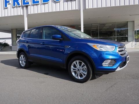 2017 Ford Escape for sale in Pounding Mill, VA