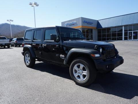 2019 Jeep Wrangler Unlimited for sale in Pounding Mill, VA