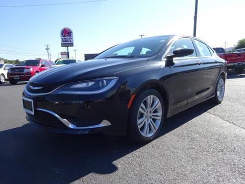 2015 Chrysler 200 for sale in Pounding Mill, VA
