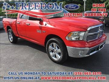 2015 RAM Ram Pickup 1500 for sale in Pounding Mill, VA