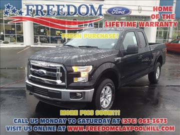 2016 Ford F-150 for sale in Pounding Mill, VA