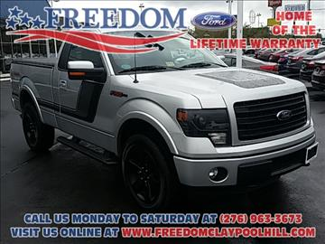 2014 Ford F-150 for sale in Pounding Mill, VA