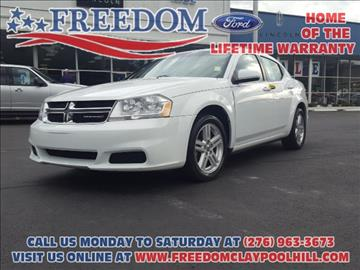 2012 Dodge Avenger for sale in Pounding Mill, VA