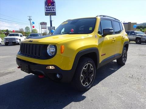 2015 Jeep Renegade for sale in Pounding Mill, VA