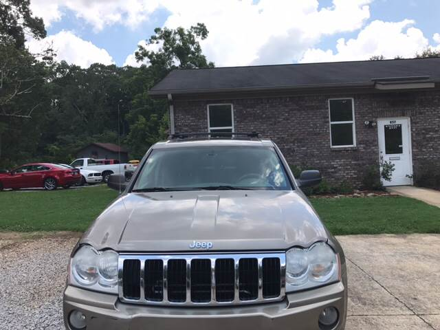 2006 Jeep Grand Cherokee for sale at EMMA AUTO SALES LLC in Birmingham AL
