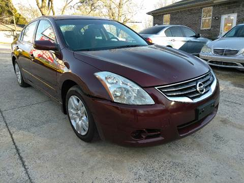 2012 Nissan Altima for sale in Birmingham, AL