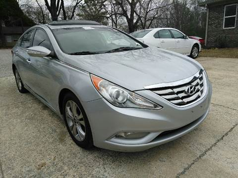 2011 Hyundai Sonata for sale in Birmingham, AL