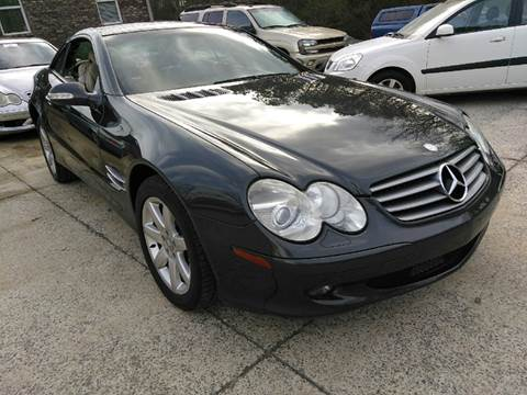 2003 Mercedes-Benz SL-Class for sale in Birmingham, AL
