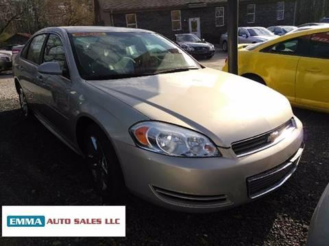2011 Chevrolet Impala for sale at EMMA AUTO SALES LLC in Birmingham AL