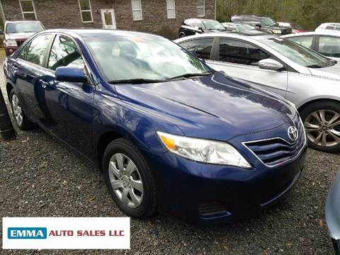 2011 Toyota Camry for sale in Birmingham, AL