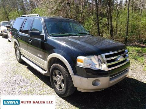 2008 Ford Expedition for sale at EMMA AUTO SALES LLC in Birmingham AL