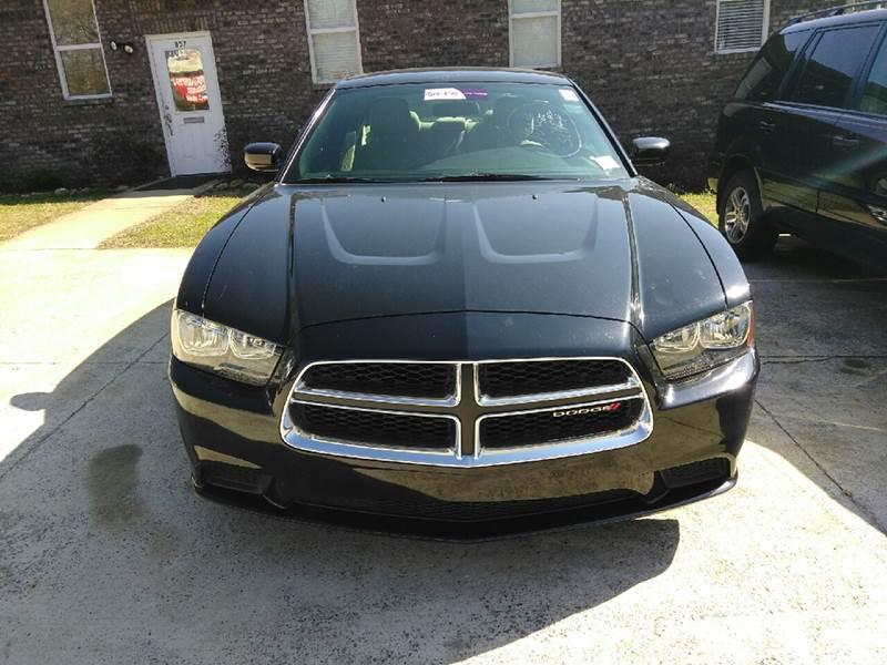 2014 Dodge Charger for sale at EMMA AUTO SALES LLC in Birmingham AL