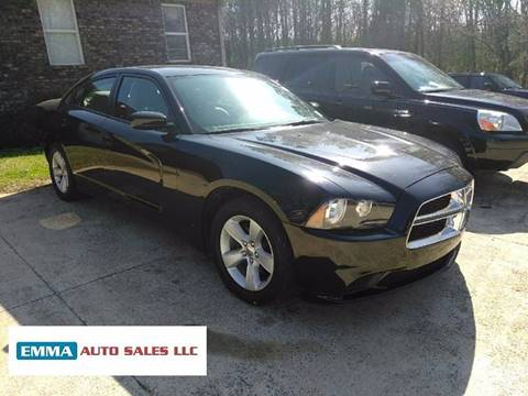 2014 Dodge Charger for sale at EMMA AUTO SALES LLC in Birmingham AL