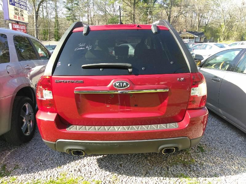 2009 Kia Sportage for sale at EMMA AUTO SALES LLC in Birmingham AL