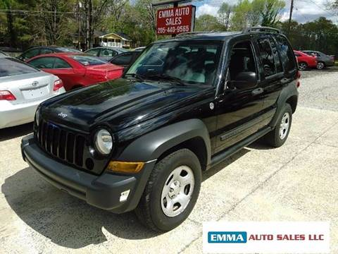 2006 Jeep Liberty for sale in Birmingham, AL