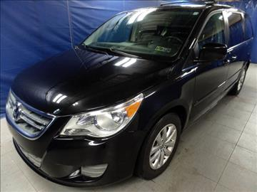 2012 Volkswagen Routan for sale in Cleveland, OH