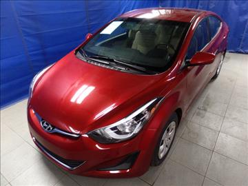 2016 Hyundai Elantra for sale in Cleveland, OH