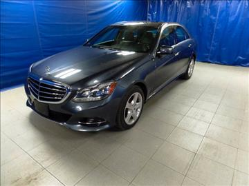 2014 Mercedes-Benz E-Class for sale in Cleveland, OH