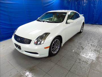2004 Infiniti G35 for sale in Cleveland, OH