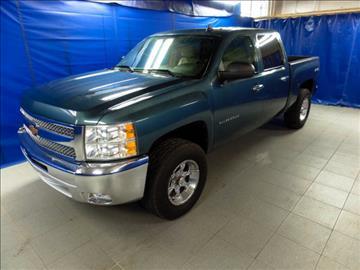 2012 Chevrolet Silverado 1500 for sale in Cleveland, OH