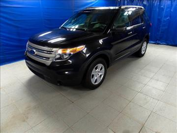2014 Ford Explorer for sale in Cleveland, OH