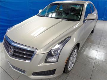 2014 Cadillac ATS for sale in Cleveland, OH