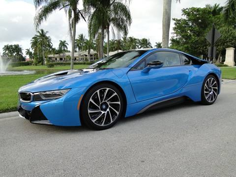 BMW i8 For Sale  Carsforsalecom