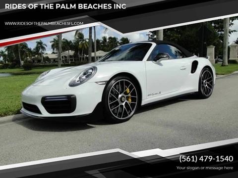 2018 Porsche 911 for sale in Boca Raton, FL