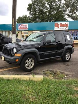 2006 Jeep Liberty for sale in Olive Branch, MS
