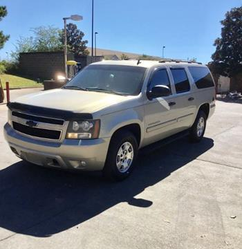 2007 Chevrolet Suburban for sale in Olive Branch, MS