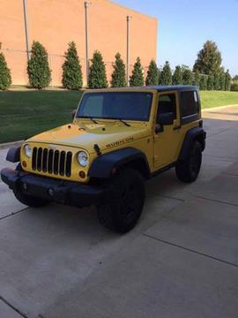 2008 Jeep Wrangler for sale in Olive Branch, MS