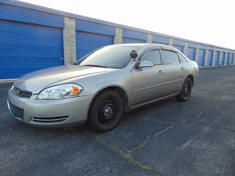 2006 Chevrolet Impala for sale at CHEVYEXTREME8 USED CARS in Daytona Beach FL