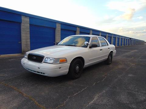 2004 Ford Crown Victoria for sale at CHEVYEXTREME8 USED CARS in Daytona Beach FL