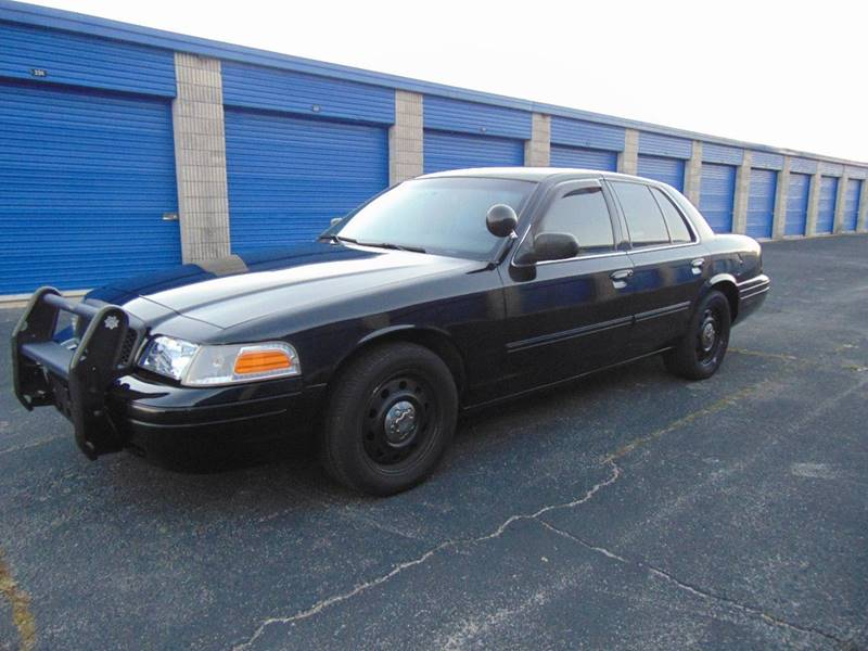 2011 ford crown victoria police interceptor in daytona beach fl