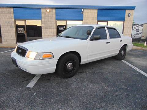 2005 Ford Crown Victoria for sale in Daytona Beach, FL